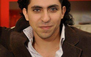 Saharova za svobodo misli je dobil bloger iz Savdske Arabije Raif Badavi