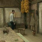 """Franc (Kmetija: Nov začetek): """"Ženske so kot kokoši. Vedno na kupu!"""" (foto: Planet TV)"""