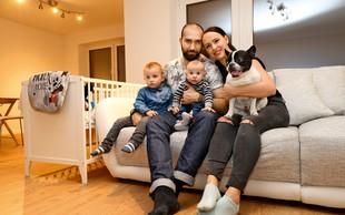 Družina Anić: Pet selitev v šestih letih