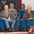 Maorski vojaki pozdravili princa Charlesa in vojvodinjo Camillo