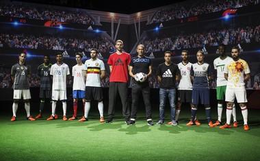 Otvoritev je bila tudi priložnost za združitev mlajše generacije igralcev.