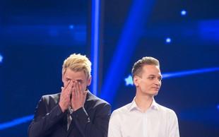 V finale Slovenija ima talent ste poslali Jerneja Kozana!