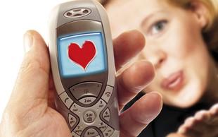 Kdaj je pravi čas za SMS z ljubezenskim sporočilom?