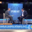 Charlie Sheen je priznal, da je HIV pozitiven!