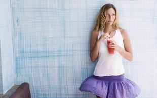 Nuša Gnezda: Prenehajte se neprestano obremenjevati s prehrano!
