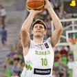 Miha Zupan - prvi gluhi košarkar, ki je nastopil na evropskem prvenstvu