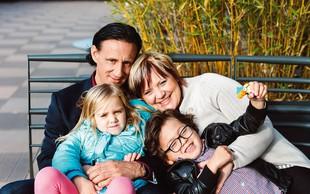 Helena Kodrič Mori: Hvaležna za družino