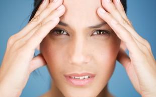 Stavki, ki jih raje ne izustite osebi z migreno!