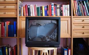 Možgani, ki berejo knjige, so strukturirani drugače od tistih, ki gledajo samo televizijo!