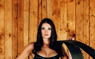 Daša Podržaj: Vroče sanjsko dekle v Playboyu!