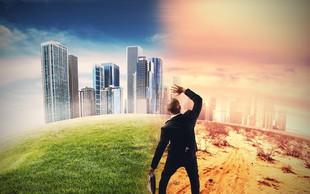 Kako zelena bodo jutrišnja mesta?