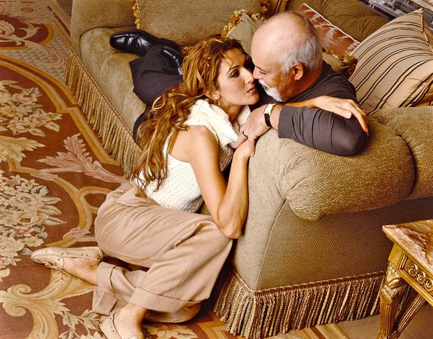 Celine Dion: Njen hudo bolan mož bi rad umrl na njenih rokah! (foto: Profimedia)