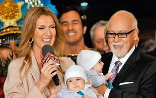 Ko je Céline Dion prvič zapela Renéju  Angélilu, ga je spravila v jok