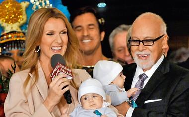 Celine Dion: Njen hudo bolan mož bi rad umrl na njenih rokah!