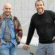 Andrej in Rok Predin o tem, kako je nastala slikanica Čebula Grdula
