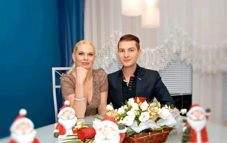 Damjan Murko: Za božič so peli (foto: Foto: Nina Golub)