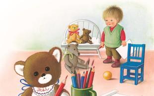Cicibanova razstava Medvedi in medvedki v Galeriji Kresija!