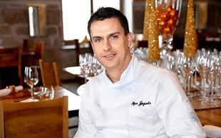 Grajski kulinarični presežki vabijo na večerjo z Igorjem Jagodicem