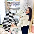 Ana Klašnja: Rada nakupuje za dojenčka