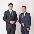 Blaž Jarc in Mirko Mayer: Voditelja na testu prijateljstva