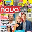 Peter Prevc je srečen z Mino, piše nova Nova!