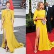 Kako je obleka z modne piste videti na Jennifer Lopez