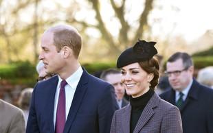 William in Kate nista odpotovala na Mustique