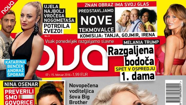 Nova je tokrat izbrskala vse o skorajšnji veliki srbski poroki Manje Plešnar!