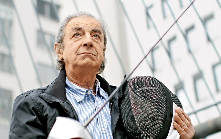 Aleksandar Anastasov: Človek iz 20. stoletja! (foto: Goran Antley)