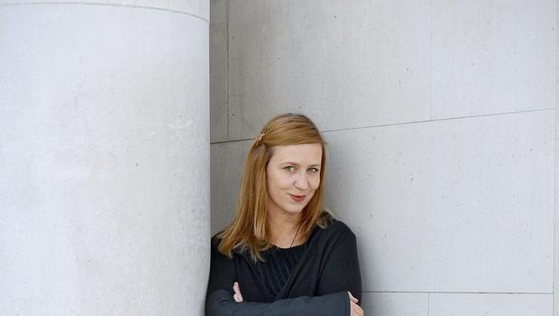Nina Valič: Na realnih tleh, kar se tiče idealov (foto: Primož Predalič)