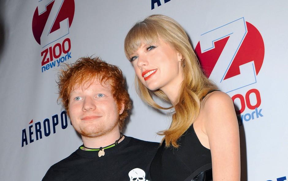 Taylor Swift je ena od številnih slavnih žensk, ki v njem vidijo le dobrega prijatelja.   (foto: Profimedia)
