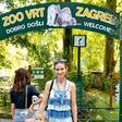 Tia Anna Paynich: Raziskujeta okoliške živalske vrtove
