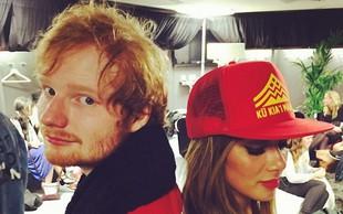 Zakaj so svetovne zvezdnice tako nore na Eda Sheerana?