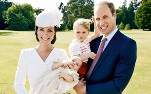 Kraljevi trači: Vsi imajo radi Charlotte in Georgea
