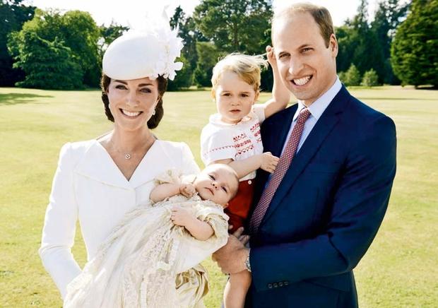 William in Kate ne zanikata, da se bo otrokom morda nekoč pridružil še bratec ali sestrica. (foto: Profimedia)