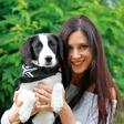 Urška Majdič: Posvojila psičko iz Hrvaške