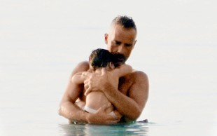 Eros Ramazzotti je nežen očka
