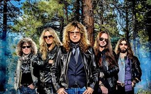 Whitesnake prihajajo julija v ljubljanski Hala Tivoli!