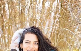 Iris Mulej: Postala bo mamica