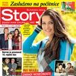 Iris Mulej je zaradi nosečnosti prestavila poroko, piše Story!