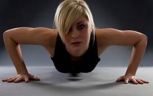 Nova revolucija fitnesa! Z vadbo brez naprav do vitkosti, moči in samozavesti!