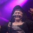 Foto utrinki s koncerta Esme Redžepove v Zlatem zobu