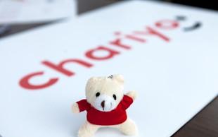 Chariyo - prva slovenska platforma za množično dobrodelnost
