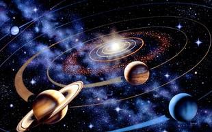 Prvič v desetih letih: 5 retrogradnih planetov