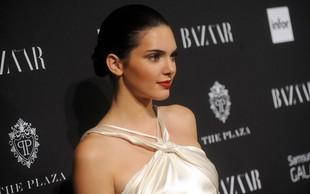 Kendall Jenner s frufrujem skoraj neprepoznavna!
