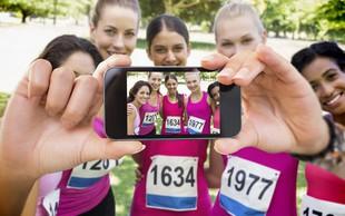 Europa Donna: Z maratonom o pomenu zdravega načina življenja