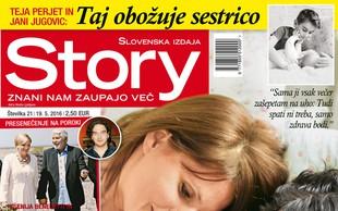 Teja Perjet in Jan Jugovic sta za Story predstavila malo Sio!
