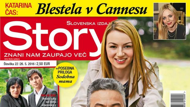 Svetlana Makarovič in Tilen Artač sta se zaročila!?