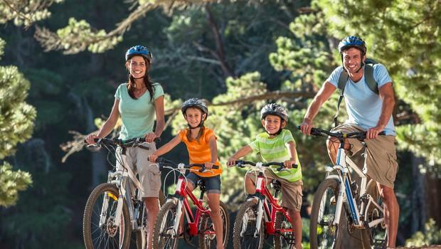 Vsi na kolo za zdravo telo. A pozor...! (foto: profimedia)
