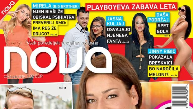 Alma (Big Brother) zdaj še v srbski šov!? Več v novi Novi!